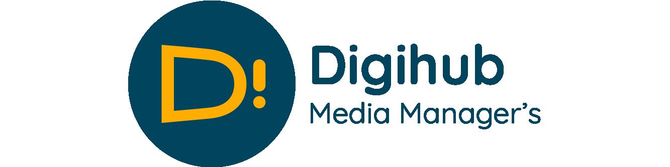 Digihub Media Manager